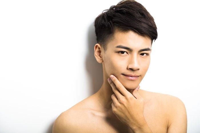 男性脱毛のメリット